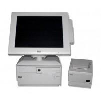 Wincor Nixdorf Beetle Touch POS PC kasa + pisač + čitač kartica