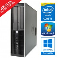 HP Compaq Elite 8100 Core i5 + Windows 7
