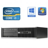 HP Compaq Elite 8300 i3 3gen Quad Core SFF