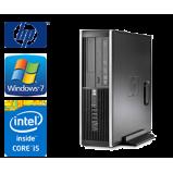 HP Compaq Elite 8200 i5 Quad Core SFF
