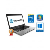 HP EliteBook 840 Intel i5-4300U + Windows Pro