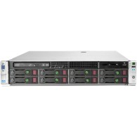 HP ProLiant DL380 G8 - 1 x Quad Core