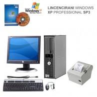 "Fiskalna blagajna Dell (Dell GX620, Dell 15"" monitor, Epson pisač)"