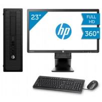 """HP EliteDesk 600 G1 + Monitor HP E231 23"""""""