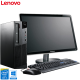 Lenovo ThinkCentre M73 i5 + Monitor Lenovo 24""