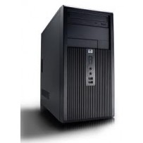 HP Compaq DX2300 + Windows 7 Home Premium MAR