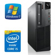 Lenovo ThinkCentre M72e SFF - Core i5 (3.gen)