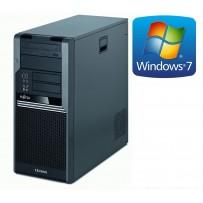 Fujitsu Siemens Celsius W370 + Windows 7 Home Premium